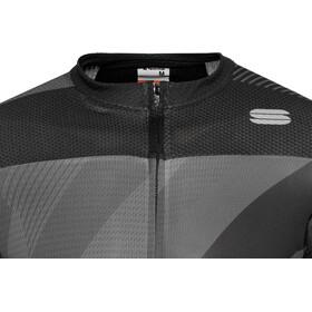 Sportful Bodyfit Pro 2.0 X Maillot de cyclisme Homme, black/anthracite